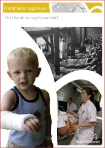 Debatmagasin - fremtidens sygehuse i Region Syddanmark